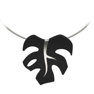 Väi Lehti pendant by Väisänen Design, front
